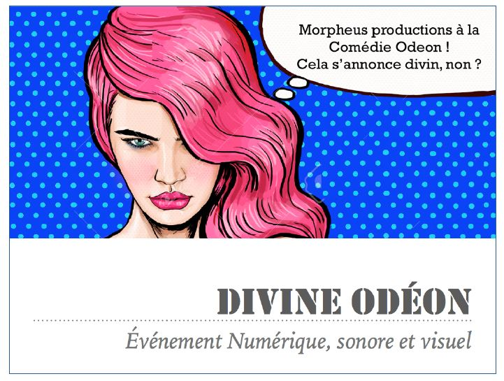divine odeon morpheus