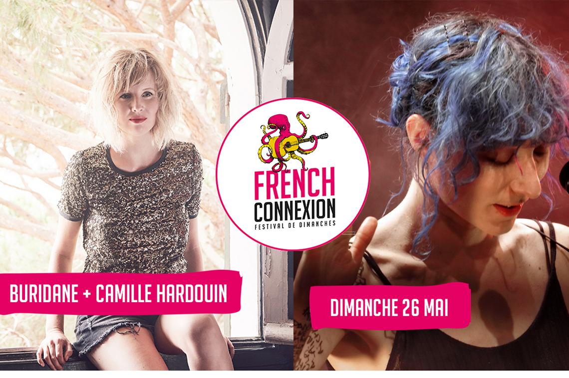 French Connexion - Buridane + Camille Hardouin