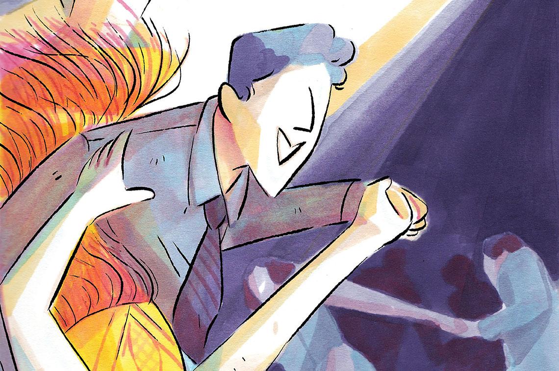 « Roaring Twenties » Concert dessiné Cy. & Julien Limonne