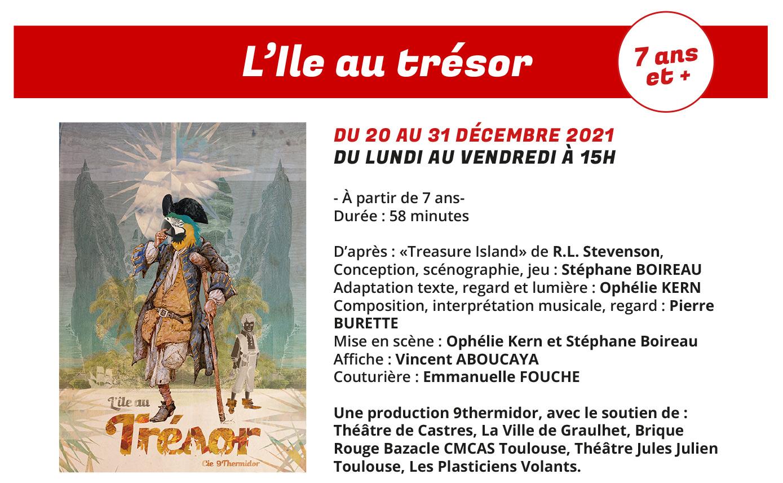 Le Petit Prince, l'Ile au trésor... une programmation Jeune public du Comédie Odéon NEWSLETTER-Jeune-public-Septembre-2021-5