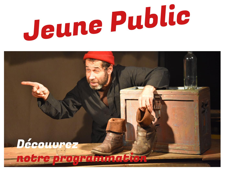Le Petit Prince, l'Ile au trésor... une programmation Jeune public du Comédie Odéon Test-1-1